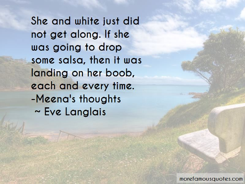 Eve Langlais Quotes Pictures 2