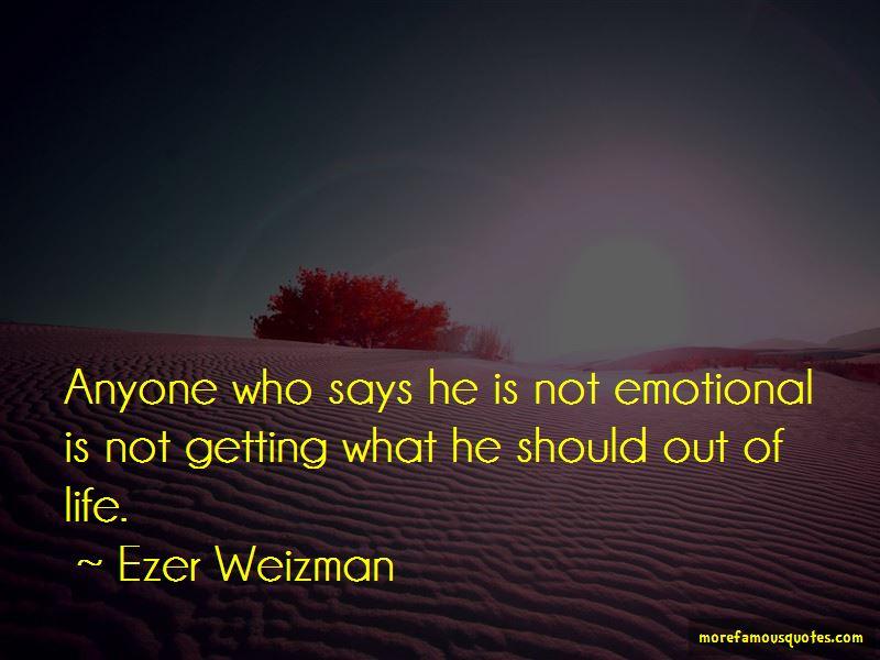 Ezer Weizman Quotes Pictures 2