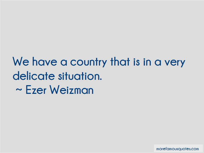 Ezer Weizman Quotes Pictures 4