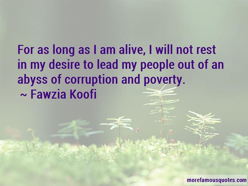 Fawzia Koofi Quotes Pictures 4