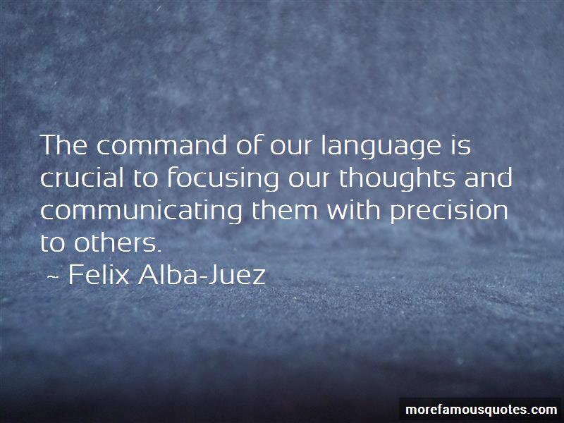 Felix Alba-Juez Quotes Pictures 4