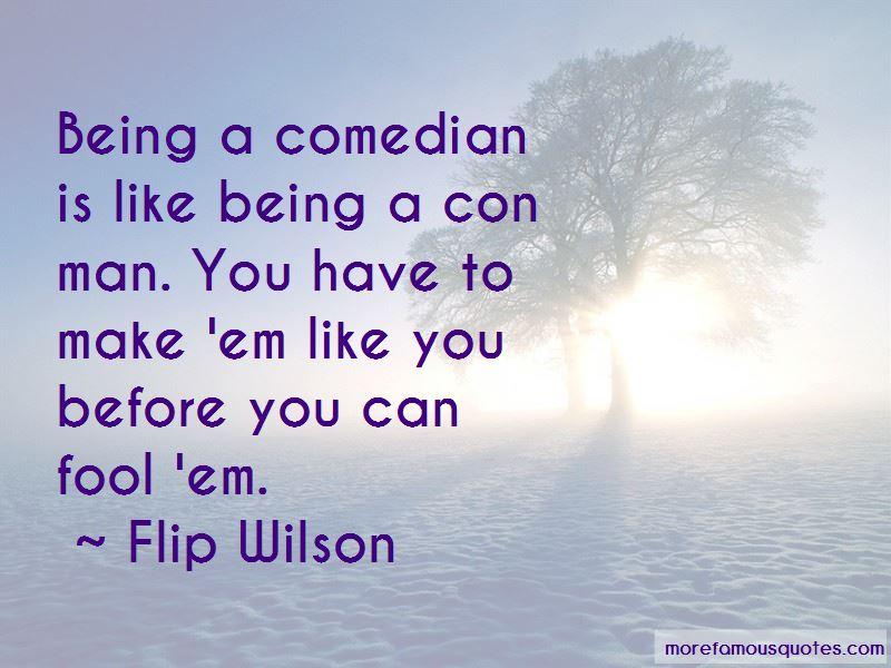 Flip Wilson Quotes Pictures 2