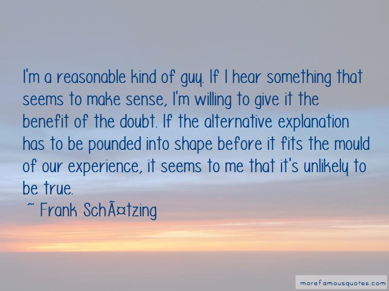 Frank Schätzing Quotes