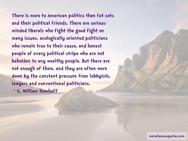 G. William Domhoff Quotes Pictures 3