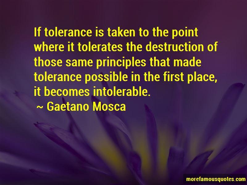 Gaetano Mosca Quotes