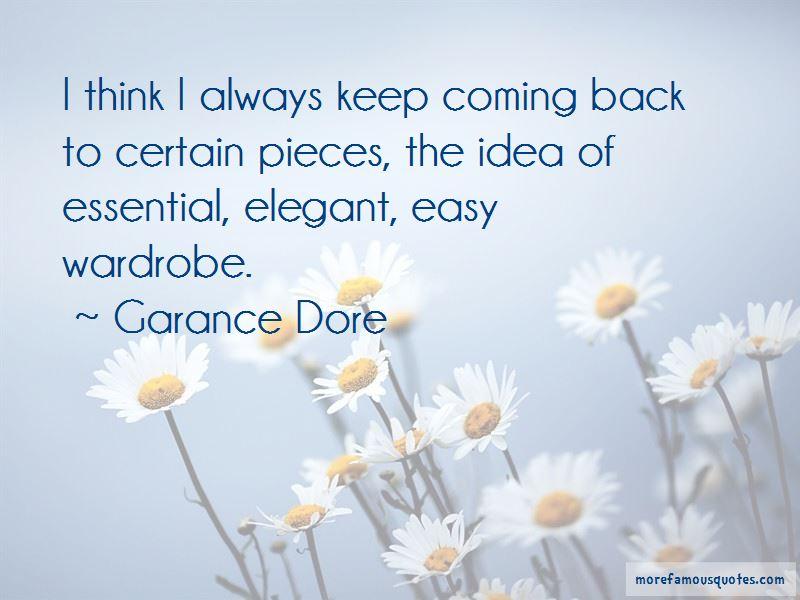 Garance Dore Quotes
