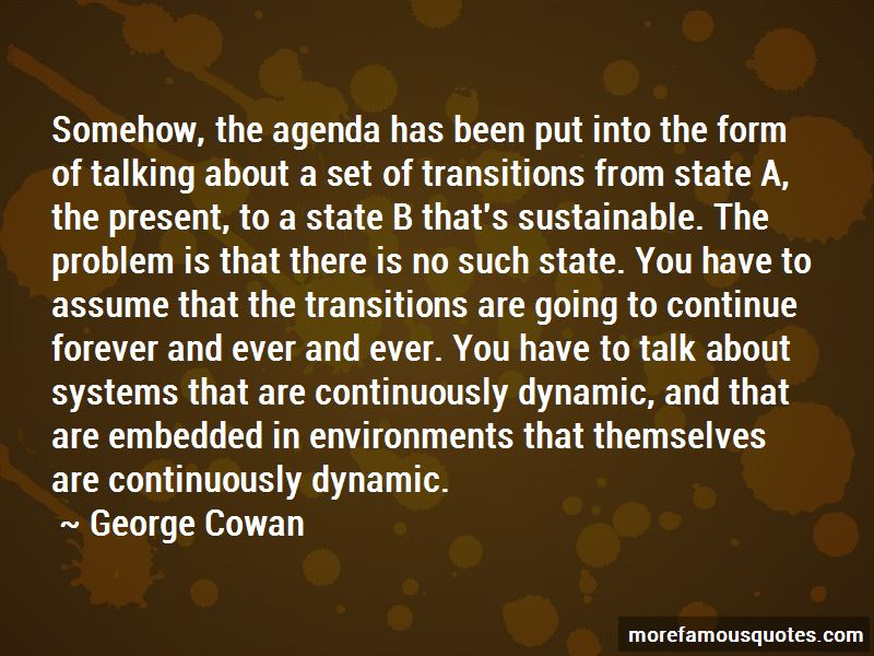 George Cowan Quotes Pictures 2