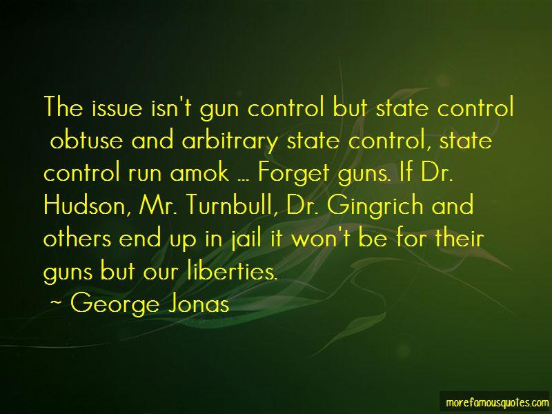 George Jonas Quotes Pictures 3