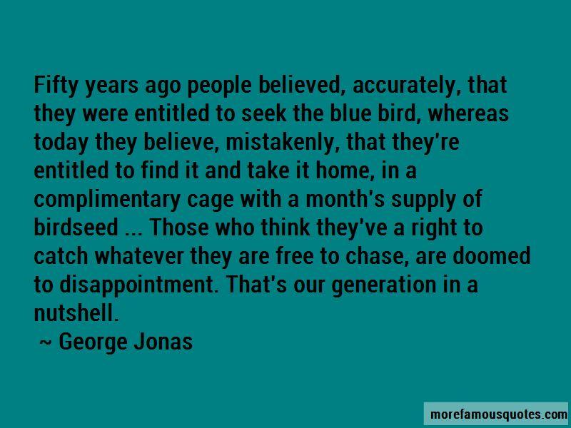 George Jonas Quotes Pictures 4