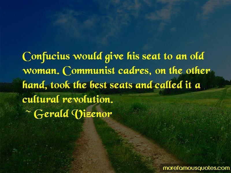 Gerald Vizenor Quotes Pictures 4