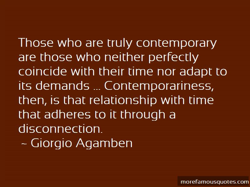 Giorgio Agamben Quotes Pictures 2