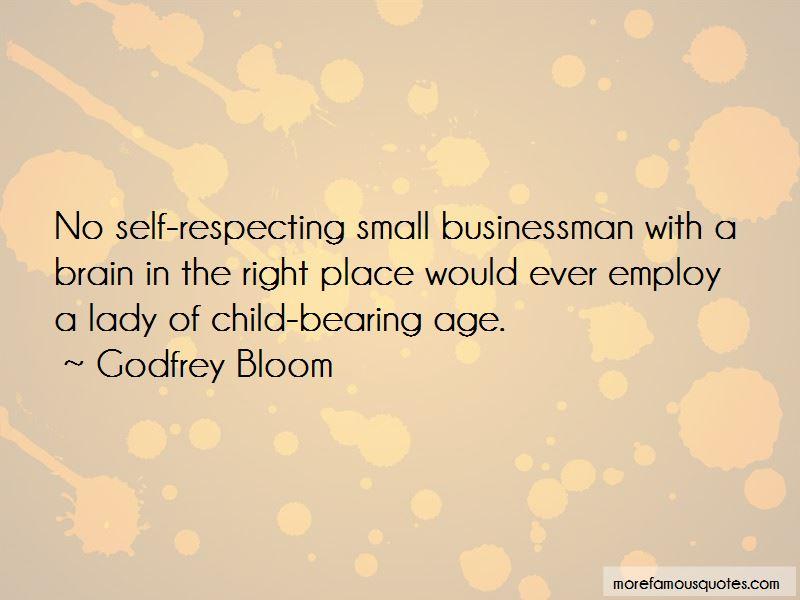 Godfrey Bloom Quotes