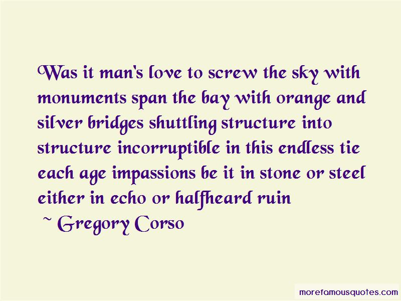 Gregory Corso Quotes Pictures 2