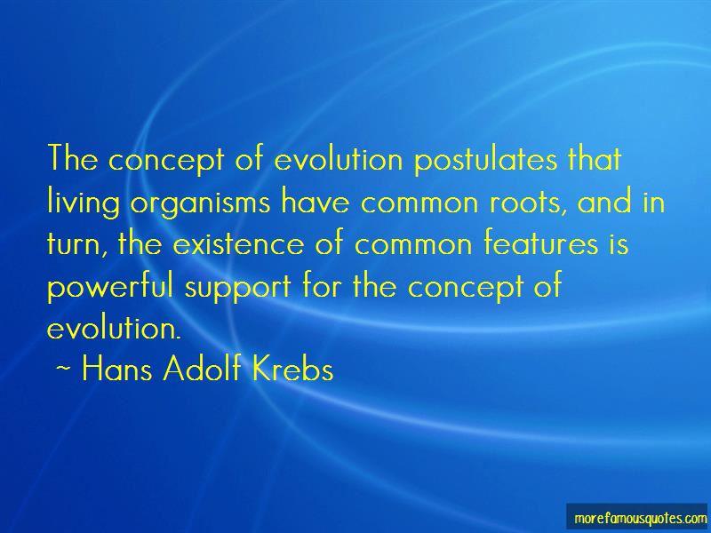 Hans Adolf Krebs Quotes Pictures 2