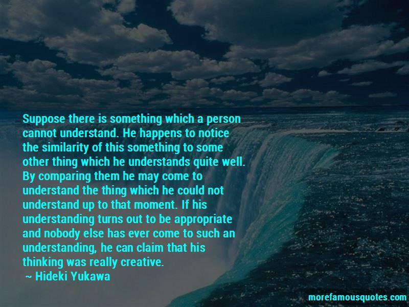 Hideki Yukawa Quotes Pictures 4