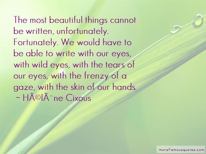 Helene-Cixous Quotes
