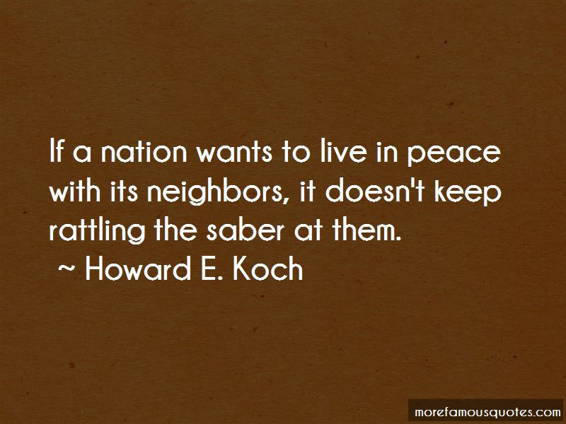 Howard E. Koch Quotes Pictures 2