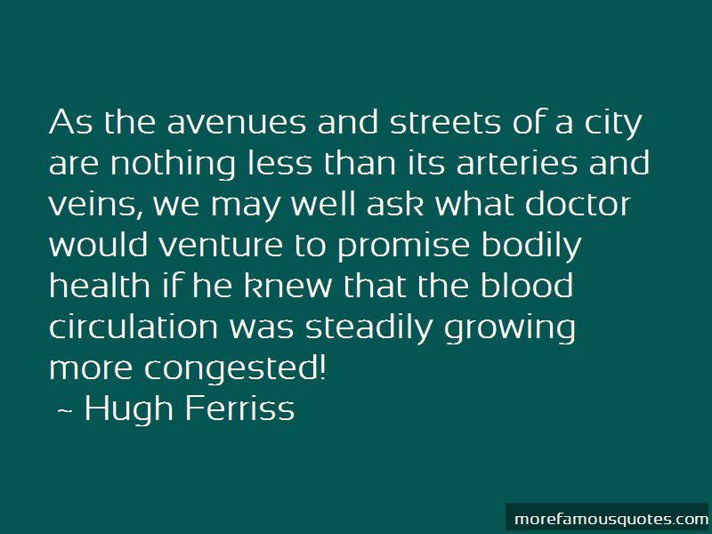 Hugh Ferriss Quotes