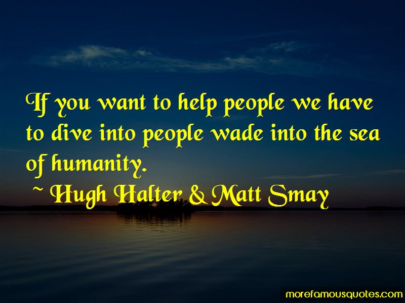 Hugh Halter & Matt Smay Quotes