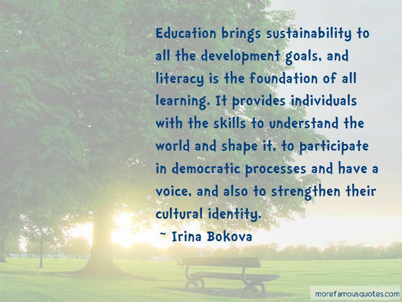 Irina Bokova Quotes Pictures 3