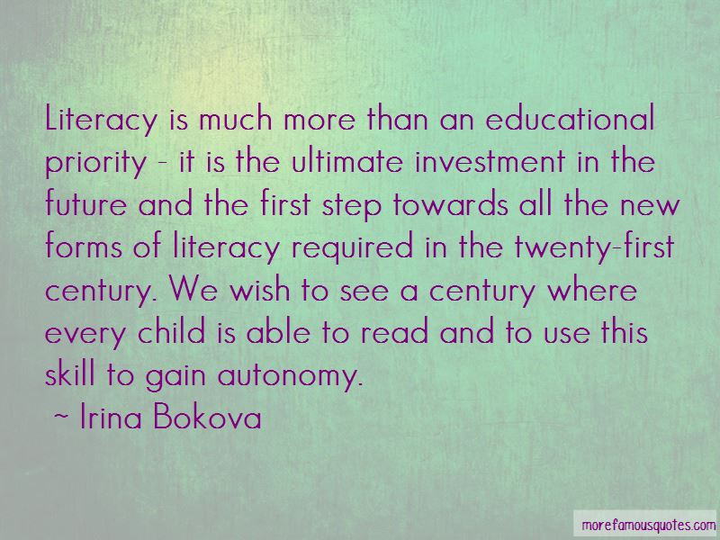 Irina Bokova Quotes Pictures 4