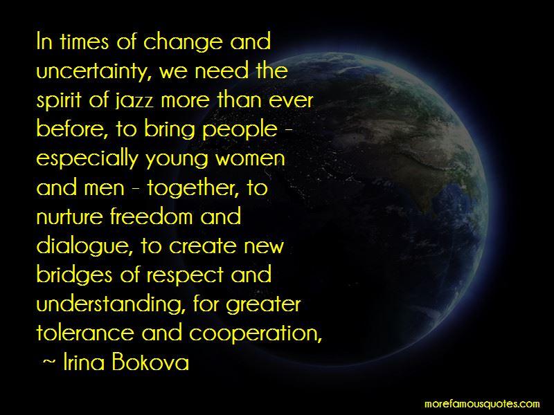Irina Bokova Quotes