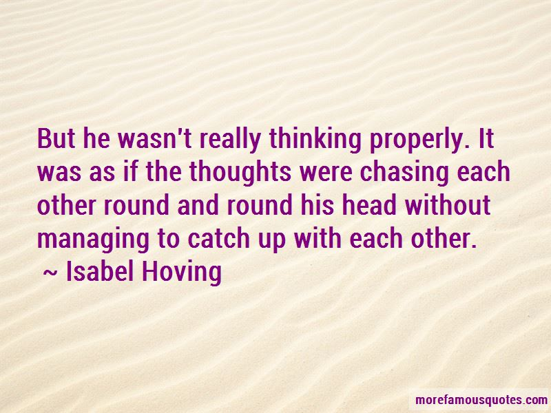 Isabel Hoving Quotes Pictures 2