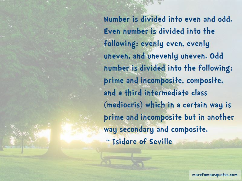 Isidore Of Seville Quotes Pictures 2