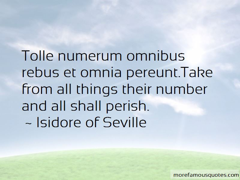 Isidore Of Seville Quotes Pictures 4
