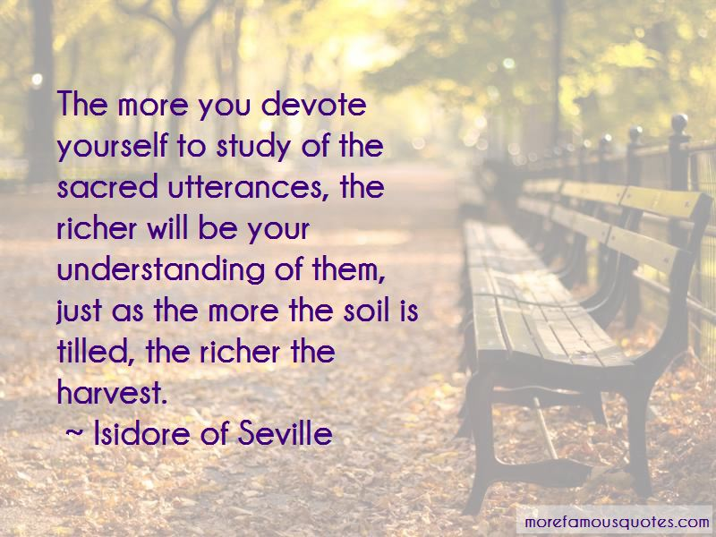 Isidore Of Seville Quotes