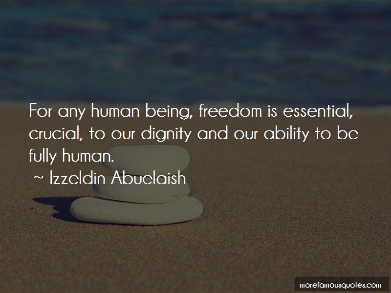 Izzeldin Abuelaish Quotes Pictures 2