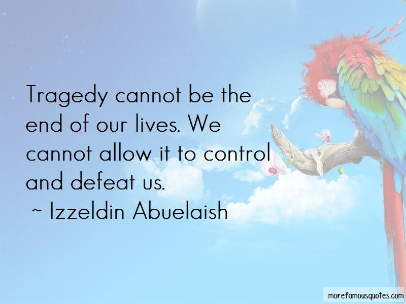 Izzeldin Abuelaish Quotes Pictures 3