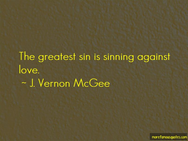 J. Vernon McGee Quotes Pictures 2