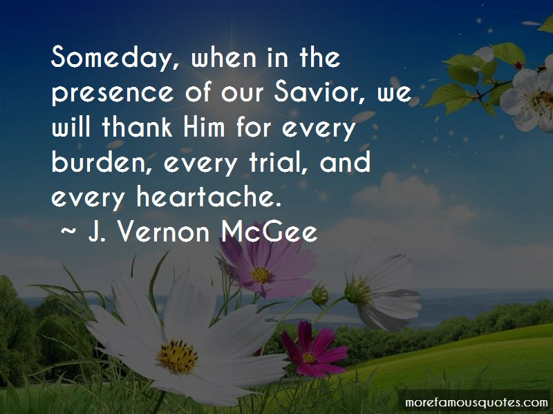 J. Vernon McGee Quotes Pictures 4