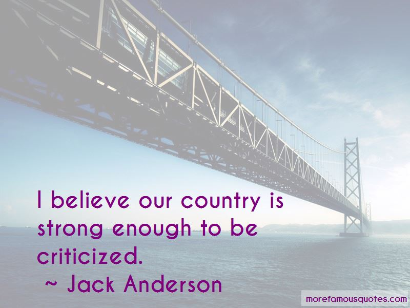 Jack Anderson Quotes Pictures 2