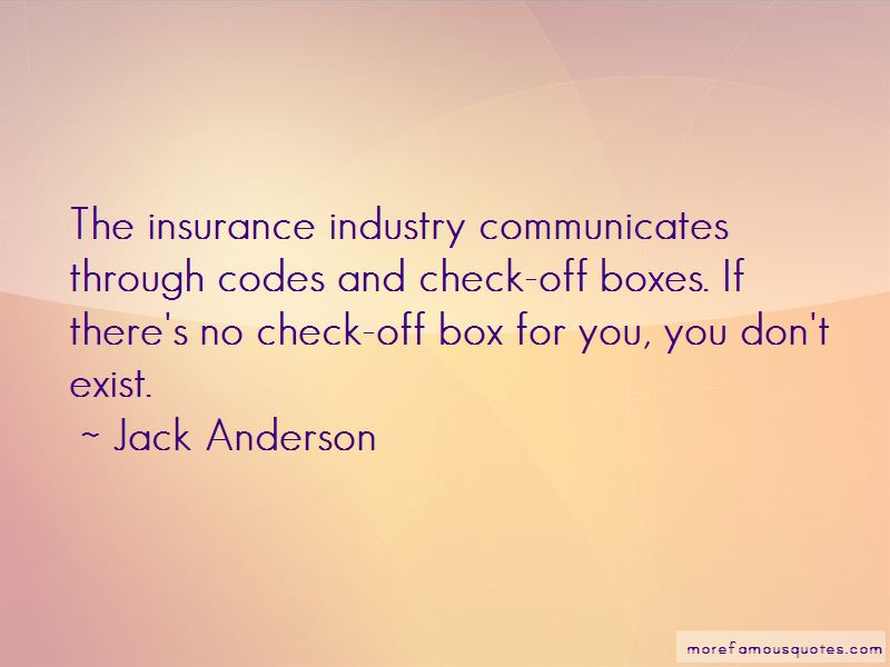 Jack Anderson Quotes Pictures 4