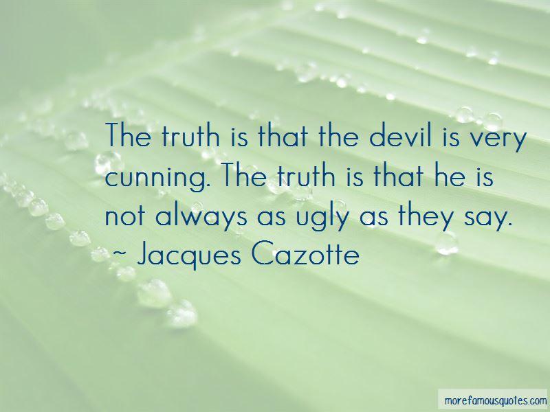 Jacques Cazotte Quotes
