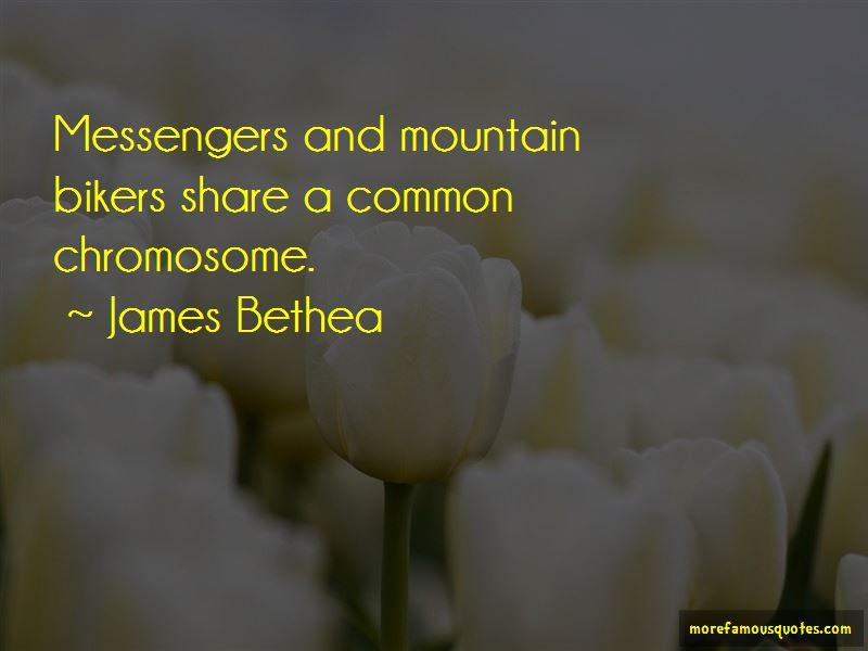 James Bethea Quotes