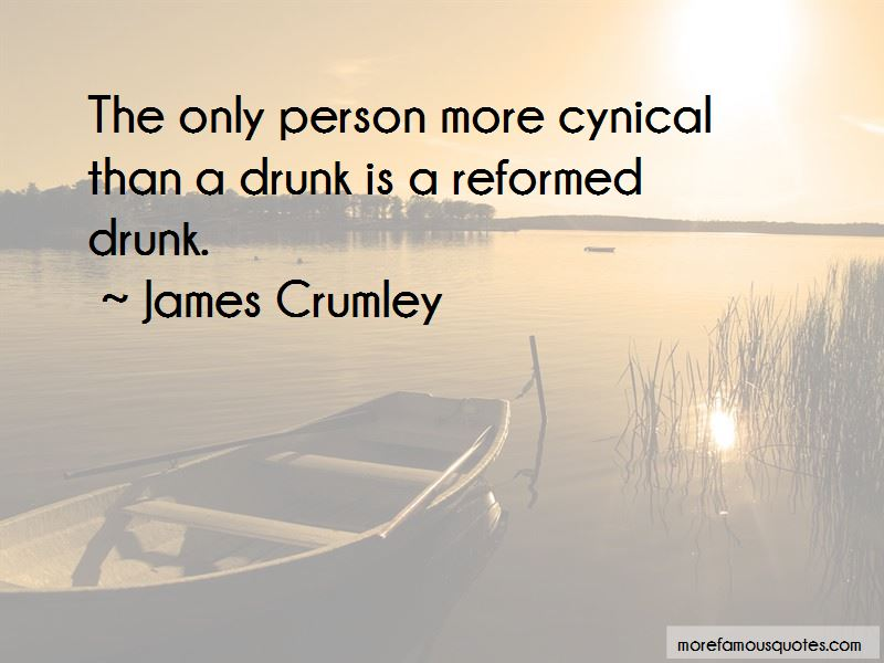 James Crumley Quotes Pictures 4