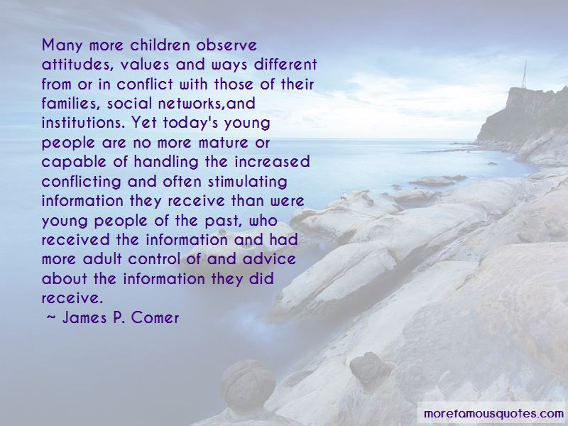 James P. Comer Quotes Pictures 2