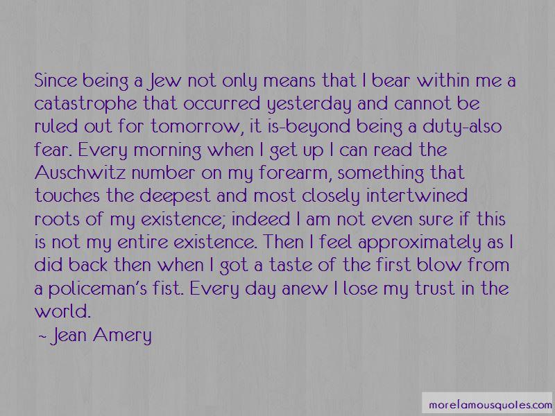 Jean Amery Quotes
