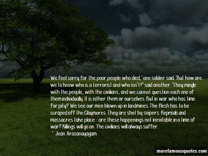 Jean Arasanayagam Quotes Pictures 2
