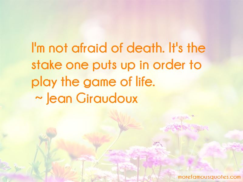 Jean Giraudoux Quotes Pictures 3