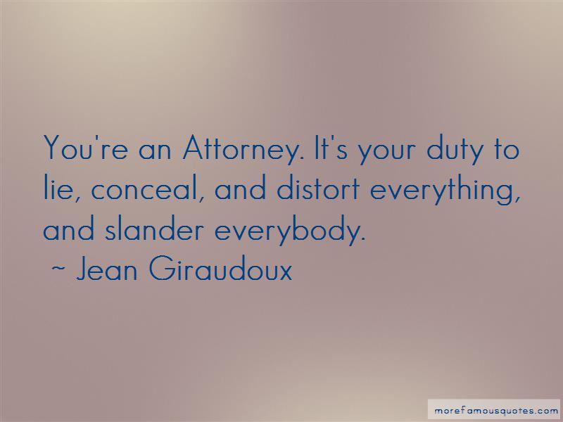 Jean Giraudoux Quotes