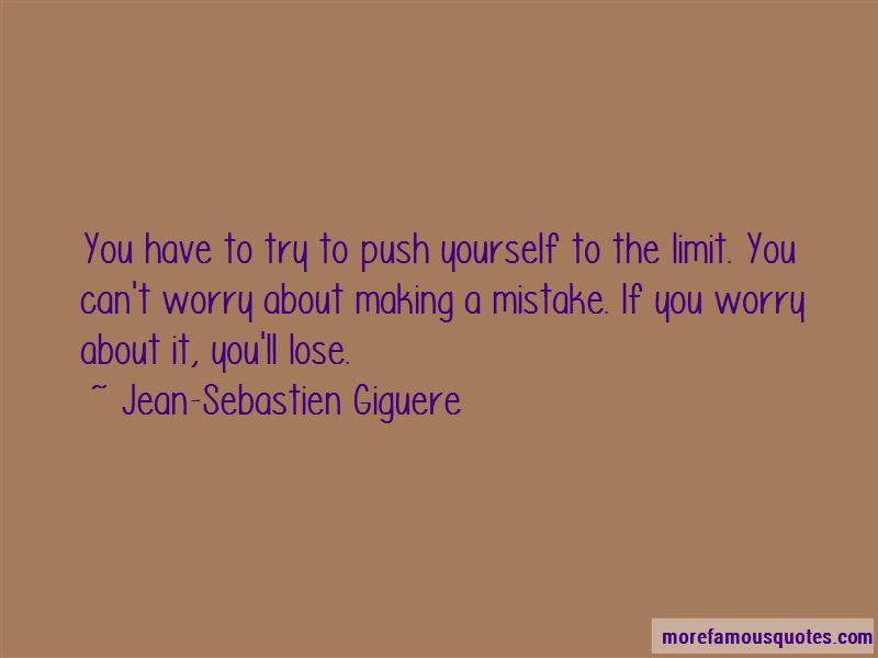 Jean-Sebastien Giguere Quotes Pictures 4