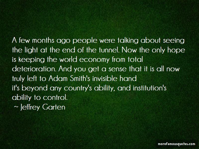 Jeffrey Garten Quotes