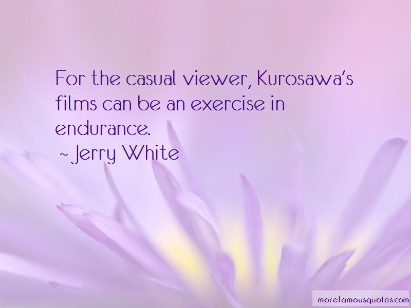Jerry White Quotes
