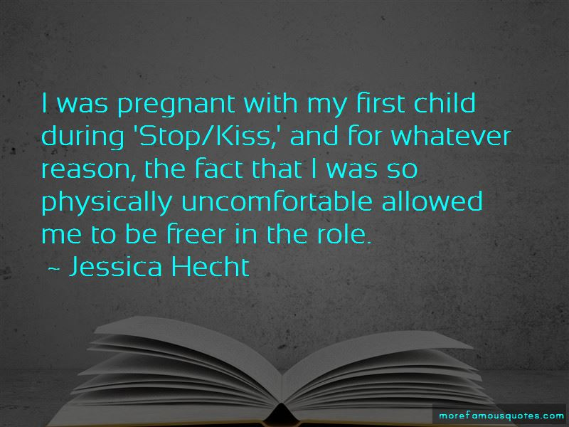 Jessica Hecht Quotes Pictures 2
