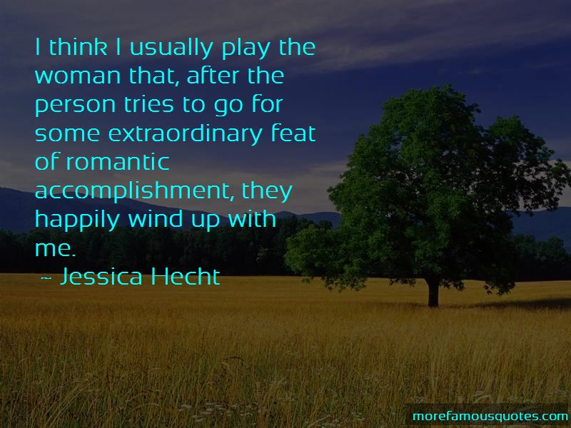 Jessica Hecht Quotes Pictures 3