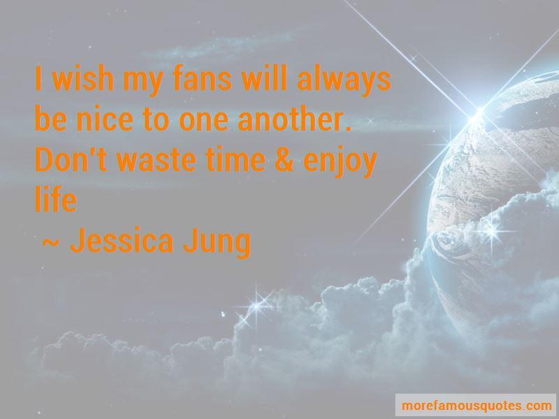 Jessica Jung Quotes